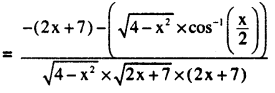 2nd PUC Maths Question Bank Chapter 5 Continuity and Differentiability Miscellaneous Exercise 7