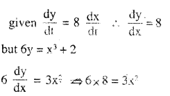 2nd PUC Maths Question Bank Chapter 6 Application of Derivatives Ex 6.1.11