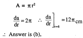 2nd PUC Maths Question Bank Chapter 6 Application of Derivatives Ex 6.1.18