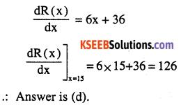 2nd PUC Maths Question Bank Chapter 6 Application of Derivatives Ex 6.1.19