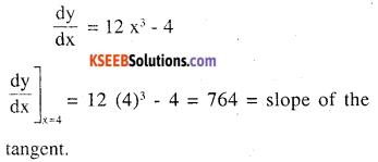 2nd PUC Maths Question Bank Chapter 6 Application of Derivatives Ex 6.3.1