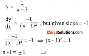2nd PUC Maths Question Bank Chapter 6 Application of Derivatives Ex 6.3.10