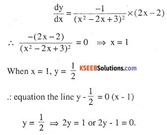 2nd PUC Maths Question Bank Chapter 6 Application of Derivatives Ex 6.3.11