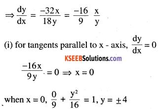 2nd PUC Maths Question Bank Chapter 6 Application of Derivatives Ex 6.3.12
