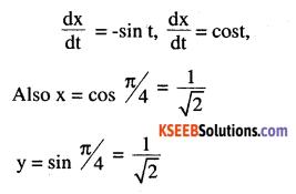 2nd PUC Maths Question Bank Chapter 6 Application of Derivatives Ex 6.3.13