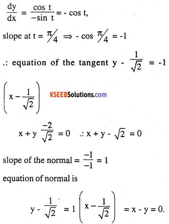 2nd PUC Maths Question Bank Chapter 6 Application of Derivatives Ex 6.3.14