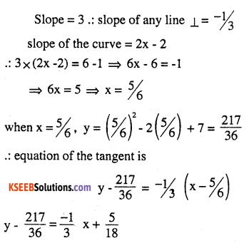 2nd PUC Maths Question Bank Chapter 6 Application of Derivatives Ex 6.3.15