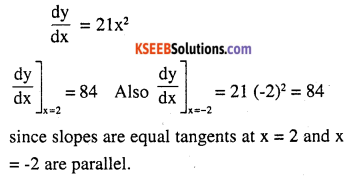 2nd PUC Maths Question Bank Chapter 6 Application of Derivatives Ex 6.3.16