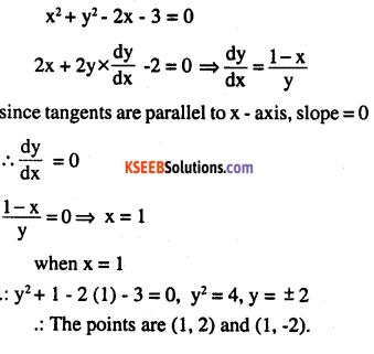 2nd PUC Maths Question Bank Chapter 6 Application of Derivatives Ex 6.3.17