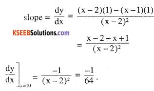 2nd PUC Maths Question Bank Chapter 6 Application of Derivatives Ex 6.3.2