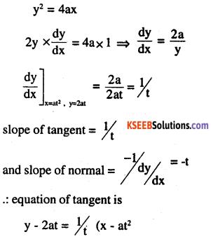 2nd PUC Maths Question Bank Chapter 6 Application of Derivatives Ex 6.3.20