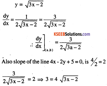 2nd PUC Maths Question Bank Chapter 6 Application of Derivatives Ex 6.3.25