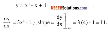 2nd PUC Maths Question Bank Chapter 6 Application of Derivatives Ex 6.3.3