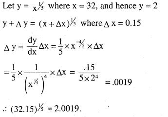 2nd PUC Maths Question Bank Chapter 6 Application of Derivatives Ex 6.4.18