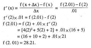2nd PUC Maths Question Bank Chapter 6 Application of Derivatives Ex 6.4.19
