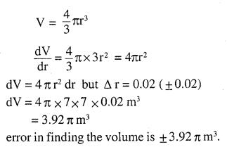 2nd PUC Maths Question Bank Chapter 6 Application of Derivatives Ex 6.4.24