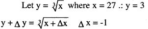 2nd PUC Maths Question Bank Chapter 6 Application of Derivatives Ex 6.4.7