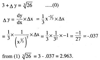 2nd PUC Maths Question Bank Chapter 6 Application of Derivatives Ex 6.4.8