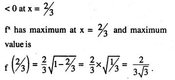 2nd PUC Maths Question Bank Chapter 6 Application of Derivatives Ex 6.5.11