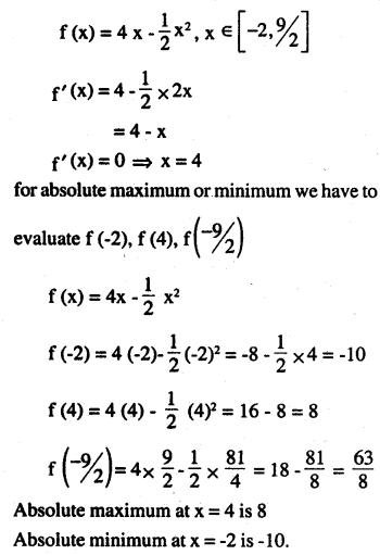 2nd PUC Maths Question Bank Chapter 6 Application of Derivatives Ex 6.5.13