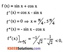 2nd PUC Maths Question Bank Chapter 6 Application of Derivatives Ex 6.5.16
