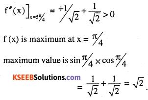 2nd PUC Maths Question Bank Chapter 6 Application of Derivatives Ex 6.5.17
