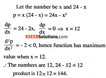 2nd PUC Maths Question Bank Chapter 6 Application of Derivatives Ex 6.5.19