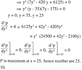 2nd PUC Maths Question Bank Chapter 6 Application of Derivatives Ex 6.5.23
