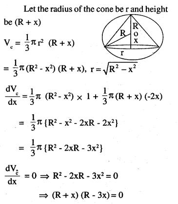 2nd PUC Maths Question Bank Chapter 6 Application of Derivatives Ex 6.5.35