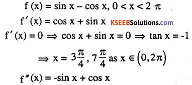 2nd PUC Maths Question Bank Chapter 6 Application of Derivatives Ex 6.5.4