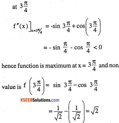 2nd PUC Maths Question Bank Chapter 6 Application of Derivatives Ex 6.5.5