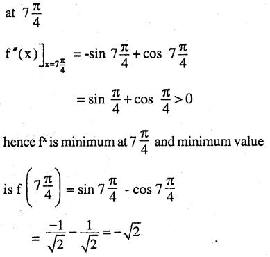 2nd PUC Maths Question Bank Chapter 6 Application of Derivatives Ex 6.5.6