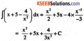 2nd PUC Maths Question Bank Chapter 7 Integrals Ex 7.1.11