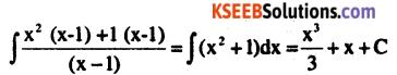 2nd PUC Maths Question Bank Chapter 7 Integrals Ex 7.1.13