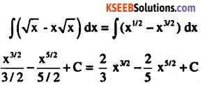2nd PUC Maths Question Bank Chapter 7 Integrals Ex 7.1.14