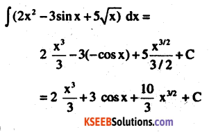 2nd PUC Maths Question Bank Chapter 7 Integrals Ex 7.1.17