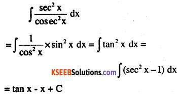 2nd PUC Maths Question Bank Chapter 7 Integrals Ex 7.1.18