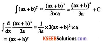 2nd PUC Maths Question Bank Chapter 7 Integrals Ex 7.1.4