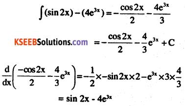 2nd PUC Maths Question Bank Chapter 7 Integrals Ex 7.1.5