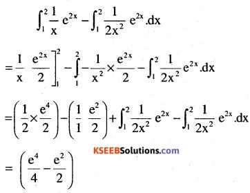 2nd PUC Maths Question Bank Chapter 7 Integrals Ex 7.10.10