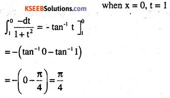 2nd PUC Maths Question Bank Chapter 7 Integrals Ex 7.10.7