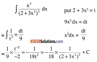 2nd PUC Maths Question Bank Chapter 7 Integrals Ex 7.2.15