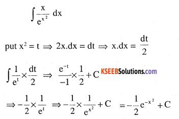 2nd PUC Maths Question Bank Chapter 7 Integrals Ex 7.2.20