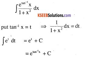 2nd PUC Maths Question Bank Chapter 7 Integrals Ex 7.2.21