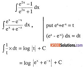 2nd PUC Maths Question Bank Chapter 7 Integrals Ex 7.2.22