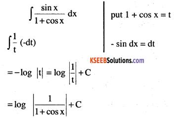 2nd PUC Maths Question Bank Chapter 7 Integrals Ex 7.2.34