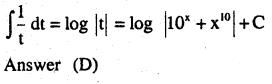 2nd PUC Maths Question Bank Chapter 7 Integrals Ex 7.2.44