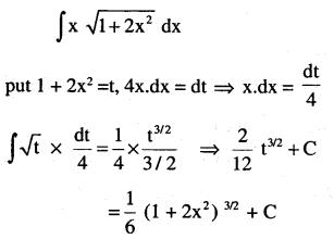 2nd PUC Maths Question Bank Chapter 7 Integrals Ex 7.2.8
