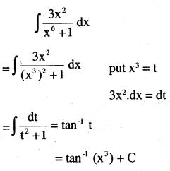 2nd PUC Maths Question Bank Chapter 7 Integrals Ex 7.4.1