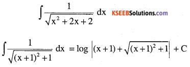 2nd PUC Maths Question Bank Chapter 7 Integrals Ex 7.4.11